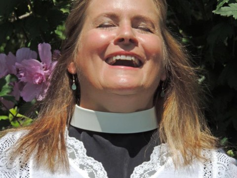 Reverend Wendy Huber