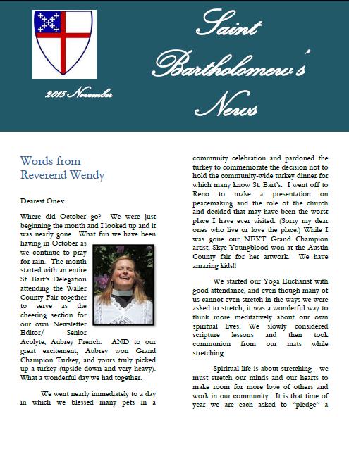 2015-11-Newsletter