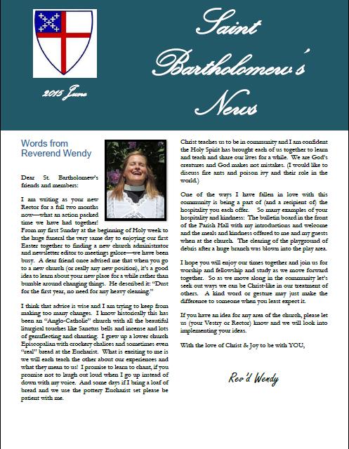 2015-06-Newsletter
