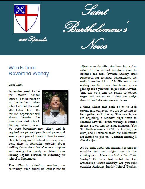 2015-09-Newsletter