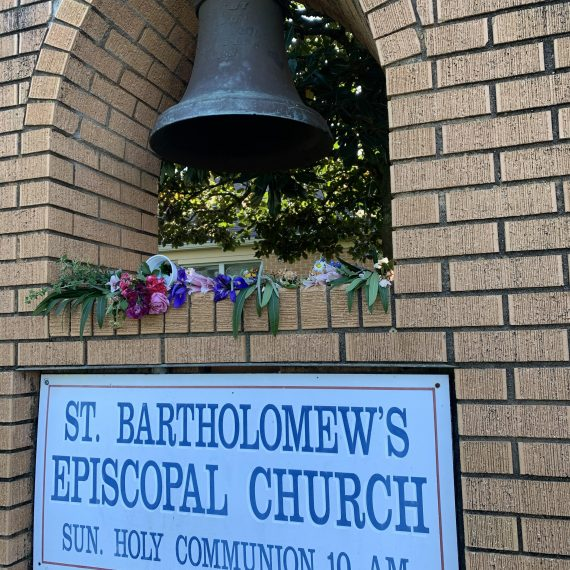 Photo of the Saint Bartholomew church bell